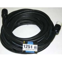 CEP 1251 100 Foot 12/5 SOW Extension Cord With 20A 120/208 Plug