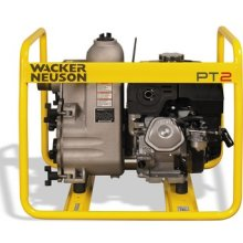 "Wacker PT2A  2"" Trash Pump Honda Engine"